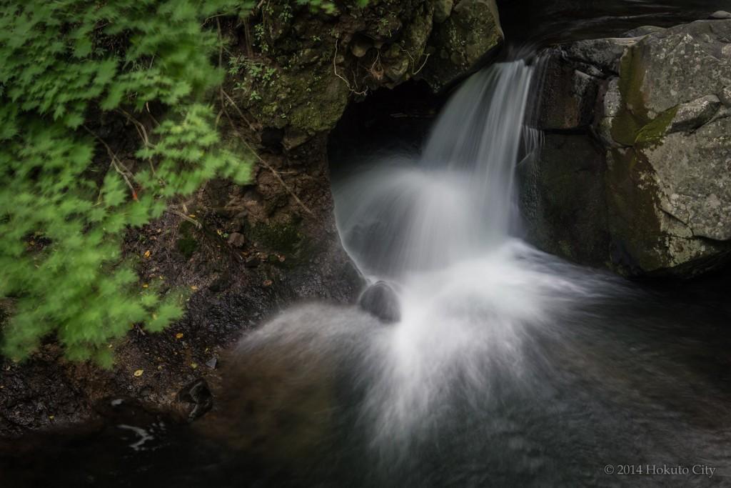 宮司の滝 | ほくとナビ