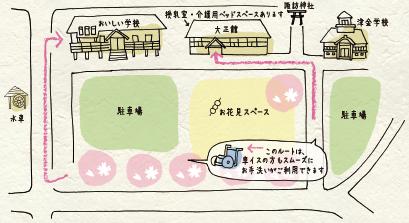 tsuganesakura2017_map