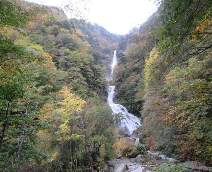 精進ヶ滝5