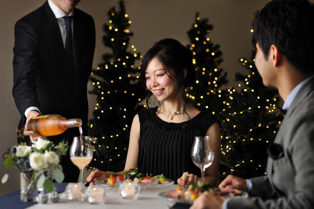 【リゾナーレ八ヶ岳】OTTOSETTEクリスマスディナー2