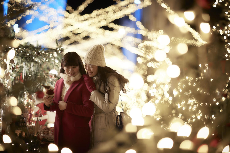 【リゾナーレ八ヶ岳】クリスマスタウン_イメージ1