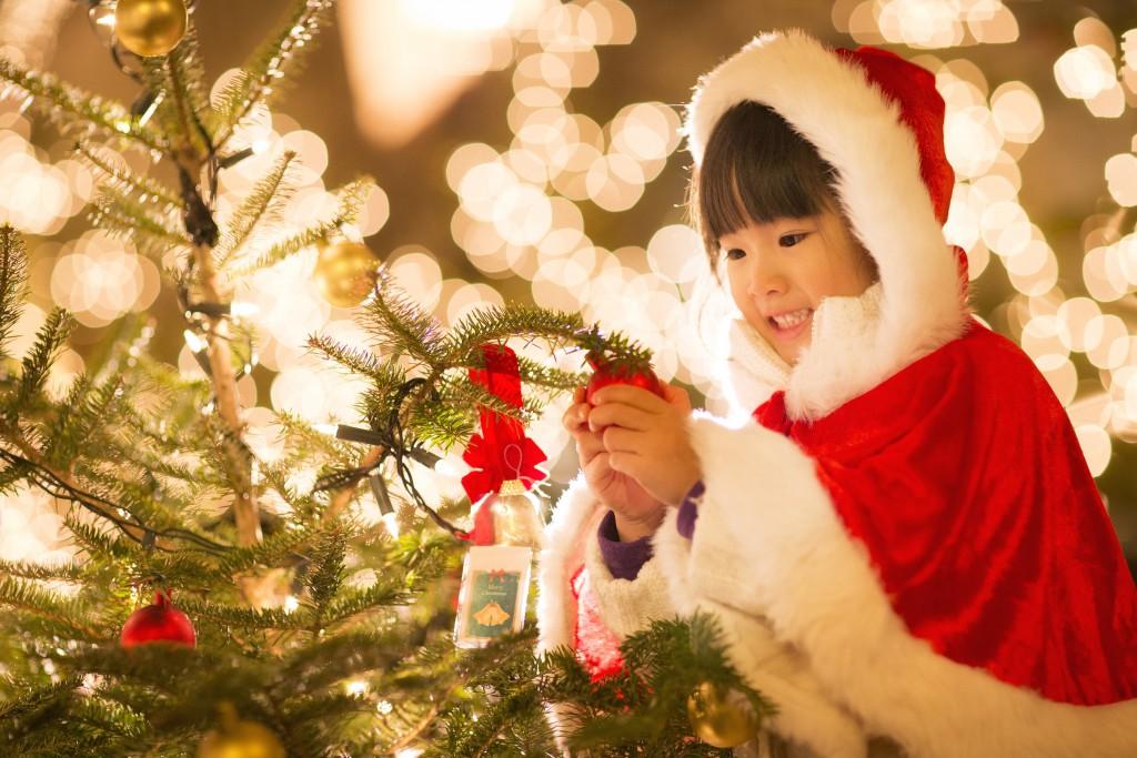 【リゾナーレ八ヶ岳】クリスマスタウン_ACT1