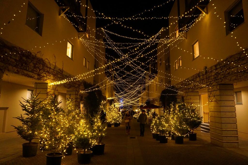 クリスマスタウン2017 (2)