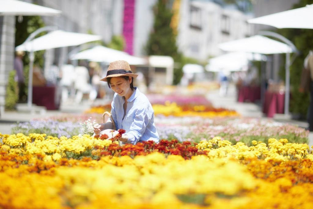 【リゾナーレ八ヶ岳】花咲くリゾナーレ2018_2部_1