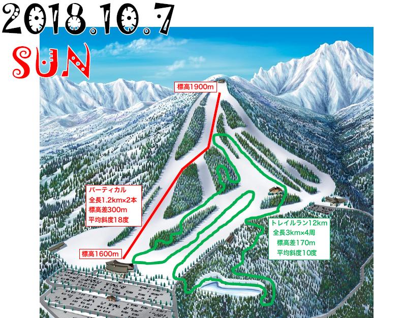 八ヶ岳トラバース2018