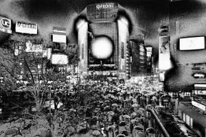平野 聡(日本、1983)《RECONSTRUCTION Shibuya, 2014-2018》2017 (c)Satoshi Hirano
