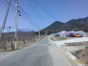 八ヶ岳フルーツ農園 (3)